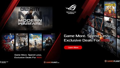 Photo of Asus And Gamesplanet Partner Up To Offer Games For Bargain Prices