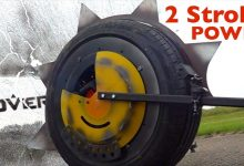 Photo of Colin Furze made a real-life version of Junkrat's RIP-tire from Overwatch
