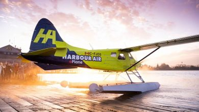 Photo of Harbor Air completes the ' world's first ' commercial test flight of electric aircraft