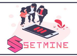 Photo of Setmine.io Website | Start Mining And Increase Your Crypto Capital Now |