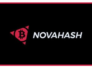 Photo of NOVAHASH Website | Bitcoin Mining Redefined |