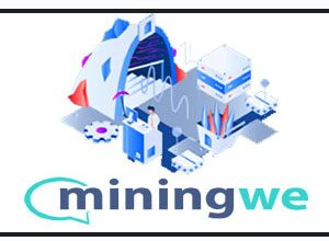 Photo of Miningwe.com Website | Mine Bitcoin Easily On The Cloud Without Having To Buy Hardware |