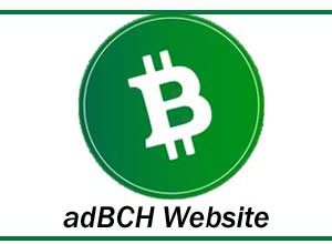 Photo of adBCH Website | Earn Bitcoin Cash Just By Viewing Ads |