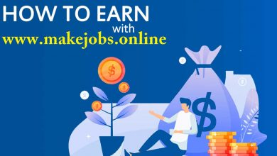 Photo of Earn Money In Crypto Market And Referral Link With MakeJobs Online