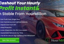 Photo of Cashout Your Hourly  Profit Instant &  Earn Stable From HourMillion