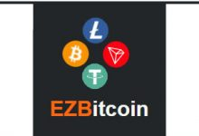 Photo of EZBitcoin Website | Turn Your Time Into Money |